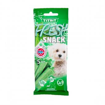 TiTBiT 55г Снек для свежего дыхания Fresh для собак малых пород