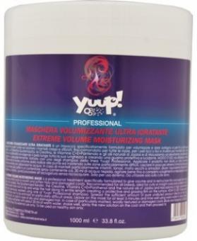 YuuP! 1000 мл Увлажняющая маска для экстремального объема
