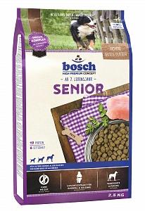 Bosch 2,5 кг Senior Сухой корм для пожилых собак