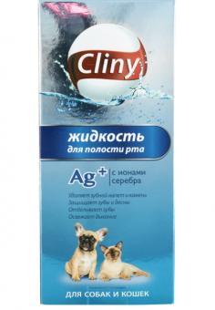 Экопром Cliny К102 300мл Жидкость для полости рта