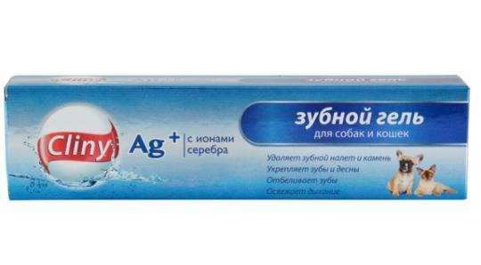 Экопром Cliny К104 75мл Зубной гель