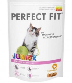 6шт. Perfect Fit 85гр Паучи для котят