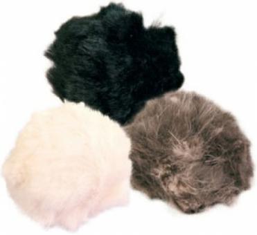 TRIXIE Игрушка для кошек  1 мягкий меховой мячик 3 см