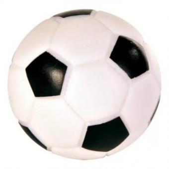 TRIXIE Игрушка для собак 1 футбольный мячик, 6см