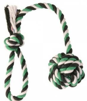 TRIXIE Игрушка для собак Веревка с узлом, 26см