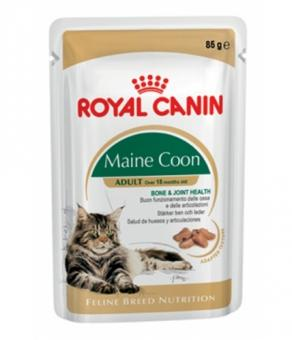12шт. Royal canin 85 г.Мейн кун (соус)