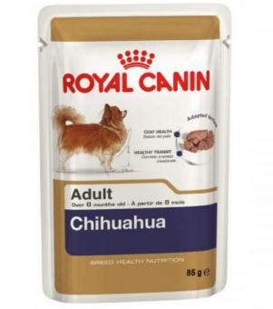 12шт Royal canin 85 г для Чихуахуа паучи (паштет)