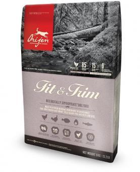 Orijen Dog 0,340кг Fit and Trim 85/15 Беззерновой корм для взрослых собак с избыточным весом