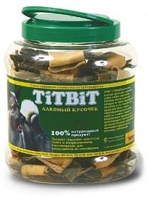 TiTBiT 4.3 литра Бантики с желудком говяжим