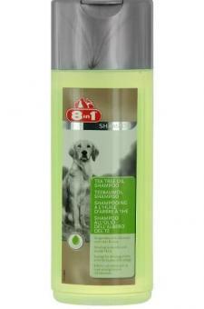 8 in 1 250мл Tea Tree Oil Shampoo Шампунь с маслом чайного дерева