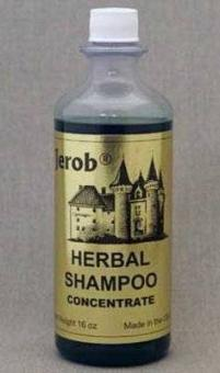 Jerob 480мл Herbal Shampoo Шампунь глубокой очистки концентрированный, на травах, для собак и кошек
