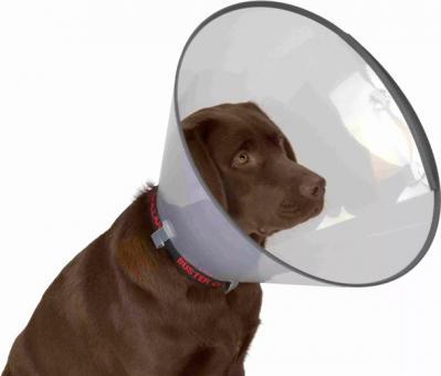 KRUUSE  воротник 12,5см Комфорт защитный для собак и кошек