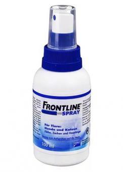 Merial Frontline Spray Спрей для кошек и собак антипаразитарный, 100мл