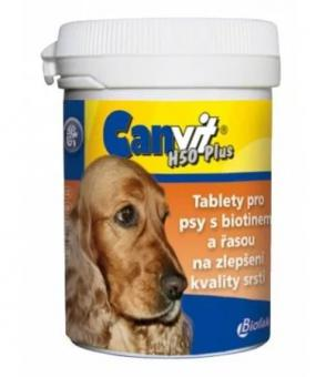 Canvit  биотин plus 50 , 500гр. для шерсти и улучшения пигмента