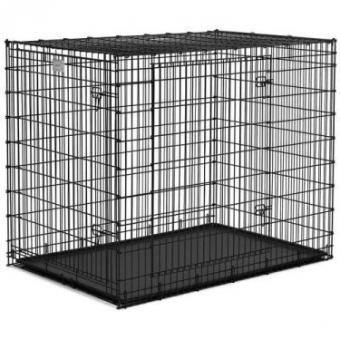 MidWest клетка Solutions 137х94х114h см 2 двери черная