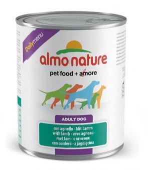 Almo nature 800гр Daily Menu Lamb Консервы для собак Меню с Ягненком