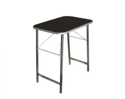 Стол 700*500*750 мм для груминга складной покрытие резина вес 6,6кг