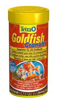 Tetra Goldfish Food 100 мл  корм в хлопьях для всех видов золотых рыбок