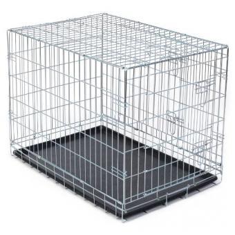 TRIXIE Транспортная клетка с 2 дверями 107 х 79 х 71 см
