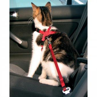 TRIXIE ремень 20-50см безопасности для кошки