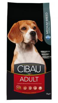 Farmina 2,5 кг Cibau Adult Medium Корм для взрослых собак средних пород