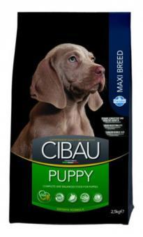 Farmina 2,5 кг Cibau Puppy Maxi Корм для щенков крупных пород