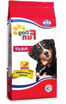 Farmina 10 кг Fun Dog Adult Сухой корм для взрослых собак с курицей