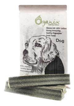 Organix 100 г Лакомства для собак Зубные палочки Дентал Стик мини  с Эвкалиптом