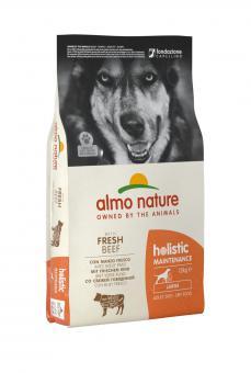 Almo nature 12кг Large Adult Beef and Rice Holistic Для взрослых собак крупных пород с говядиной