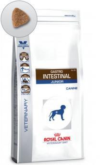 Скидка 10% Royal canin 2,5кг Gastro intestinal junior GIJ29 Диета для щенков до 1 года при нарушениях пищеварения