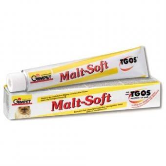 Gimpet Malt-Soft  20г паста Мальт-Софт, выведение шерсти для кошек