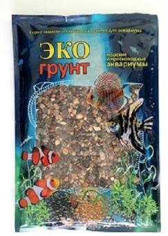 ЭКО ГРУНТ гравий РЕЧНОЙ (4-8 мм) 1 кг
