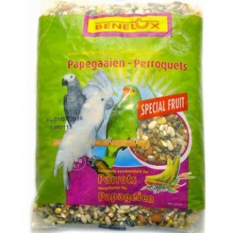 Naturalist 450гр Корм для крупных попугаев основной рацион