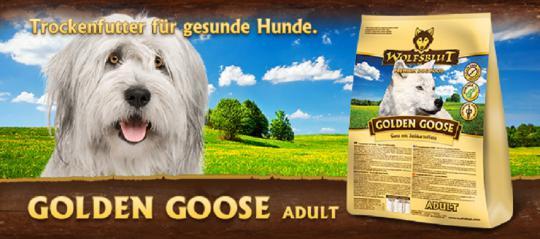 Wolfsblut 15кг Golden Goose Сухой корм для собак Золотой гусь для взрослых собак