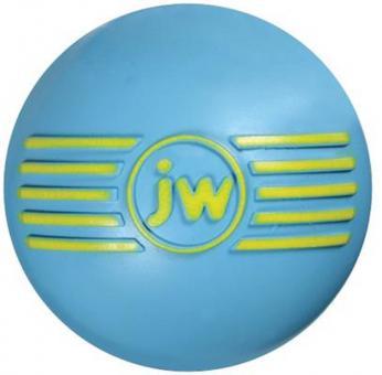 Скидка 10% JW iSqueak Ball Мяч с пищалкой для собак, каучук, маленький