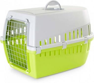 Savic 49*33*30см переноска «Trotter 1» для животныхс светло-зеленая