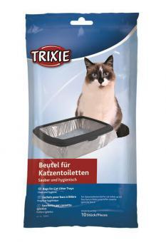 Пакеты уборочные для кошачьих туалетов XL