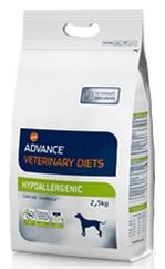 vet advance 2,5 кг.Hypo Allergenic Гипоаллергенный корм для собак с проблемами ЖКТ и пищевыми аллергиями