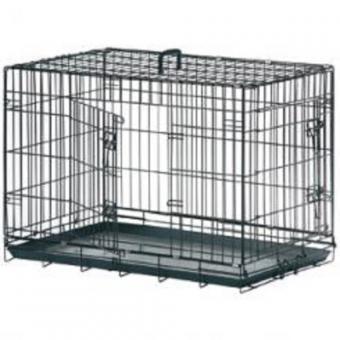 Papillon  Wire cage 1 door 150149  Клетка металлическая с 1 дверкой, 49*33*40см
