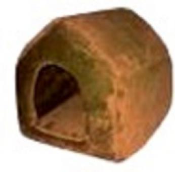 Д-1 Домик-будка  мех 50*43*45