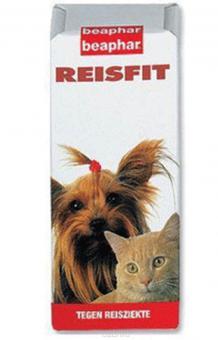 Beaphar Reisfit Рейсфит 10таб. средство от укачивания
