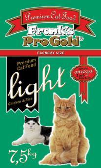 Frank's ProGold Light 29/12 7,5 кг Для кошек, склонных к полноте
