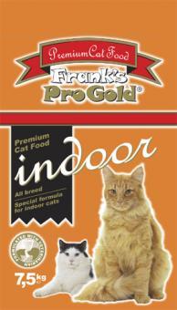 Frank's ProGold 3 кг Indoor 28/14 Для домашних и кастрированных кошек