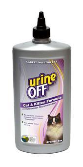 Urine Off  947мл Универсальное средство для удаления запаха и пятен, оставленных животными Urine OFF Odor and Stain Remover, Multi-Pet