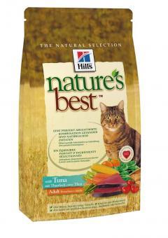 Hill's NB 2кг Adult Tuna Для взрослых кошек с тунцом