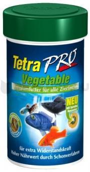 TetraPro Vegetable Crisps 100мл Растительный корм для декор.рыб, чипсы 18гр