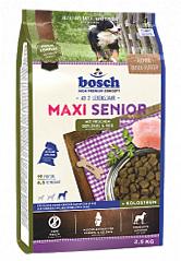 Bosch 1 кг  Maxi Senior с птицей и рисом для Собак Сухой корм для пожилых собак