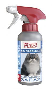 "Mr.Kiss 200мл Спрей для кошек ""Нейтрализует запах"""