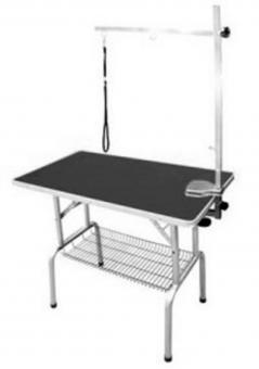 Show Tech  95x55x78см складываемый стол для груминга черный
