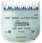 OSTER Mark-II нож skip-tooth 5mm